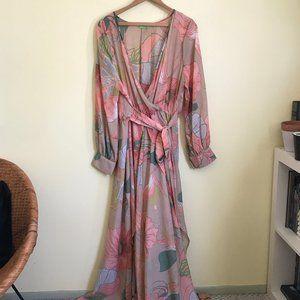 THE MOST BEAUTIFUL DRESS!